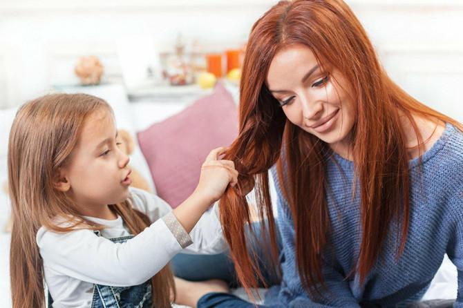 Važna veza mame i ćerke