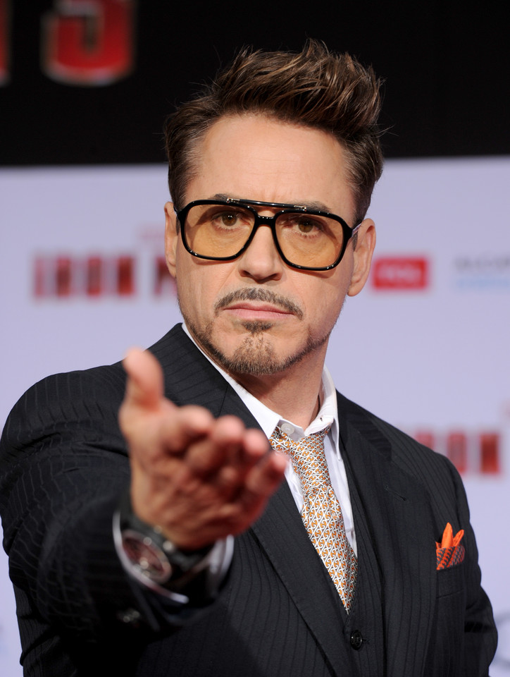 Miejsce 5: Robert Downey Junior