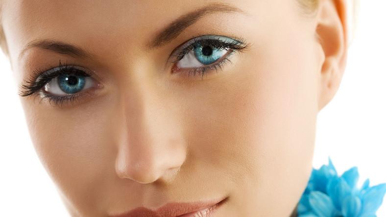 Problemy ze wzrokiem najczęściej dotykają niebieskookich