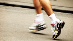 Bieg sprinterów-weteranów robi furorę w sieci