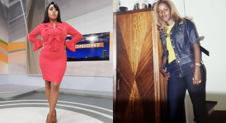 Lillian Muli shares never-seen before TBT photo before fame and money