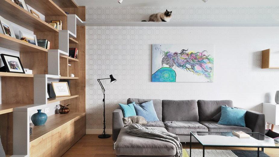 Mieszkanie cats&dogs w Gdyni