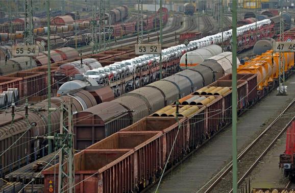 Železnice će imati četiri preduzeća od 1. jula