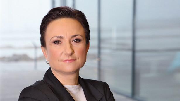 Katarzyna Jezierska Stencel- Dyrektor Biura Ubezpieczeń Zdrowotnych TUW PZUW