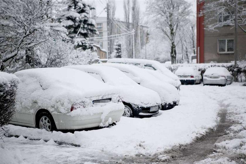 Zima znów zaatakowała