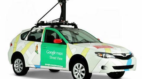 Samochody Google Street View znów pojawią się w Polsce