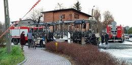 Autobus stanął w płomieniach! W środku były dzieci