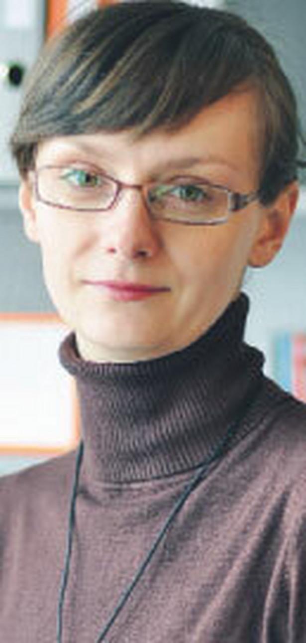 Dominika Stelmachowicz-Pawyzy, prowadząca jednoosobową działalność gospodarczą w zakresie badań i analiz społeczno-ekonomicznych w Kutnie