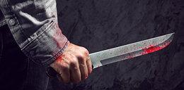 Dramatyczny finał kłótni kochanków. 22-latek wyjął nóż