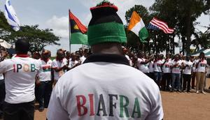 IPOB's sit-at-home orders have disrupted activities in the south east region [AFP]