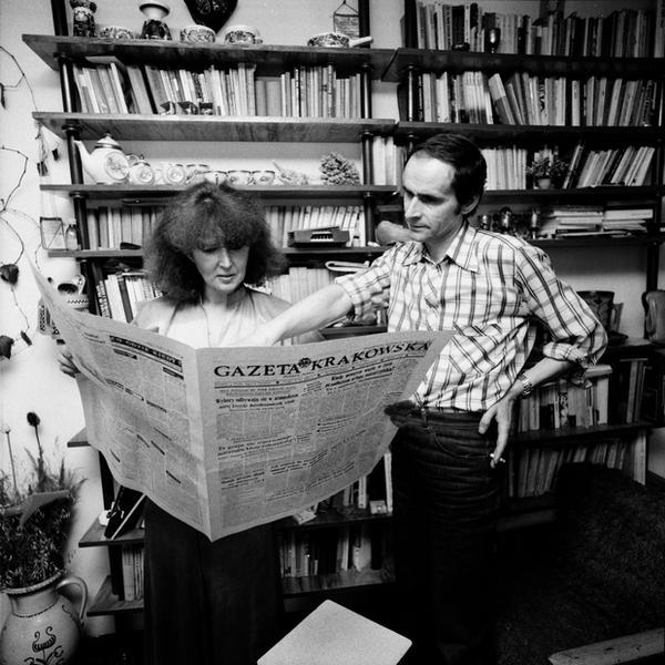 Dorota Terakowska i Maciej Szumowski (1981)