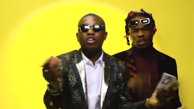 Watch Zlatan Naira Marley in Illuminati Video - Pulse Nigeria