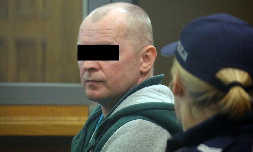 Zabójstwo w Łodzi. Oskarżony stanął przed sądem. Prokurator żąda dożywocia