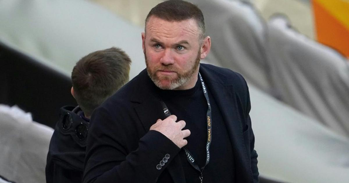 Rooney pledges to stay with troubled Derby