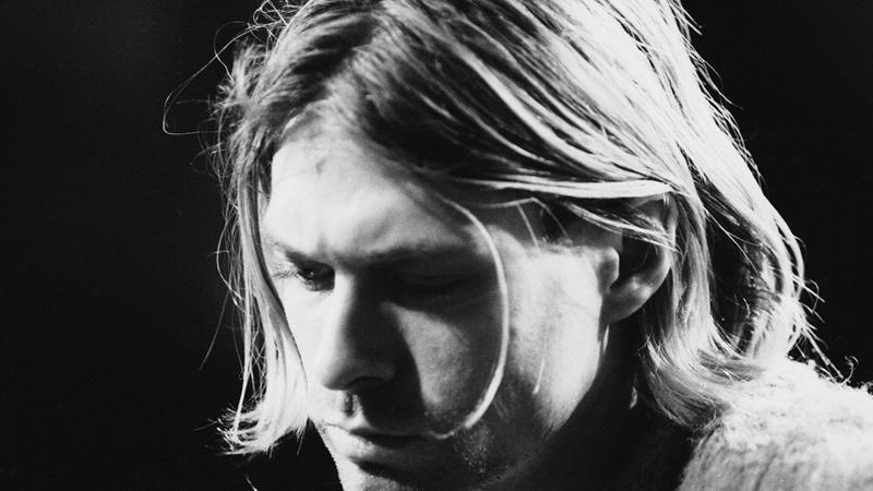 Kurt Cobain (fot. Getty Images)