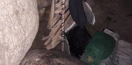 13-latka zaginęła 15 lat temu. Znaleźli ją w skalnej jamie