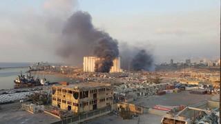 Liban: Ponad 50 zabitych, ponad 2700 rannych w eksplozji w Bejrucie