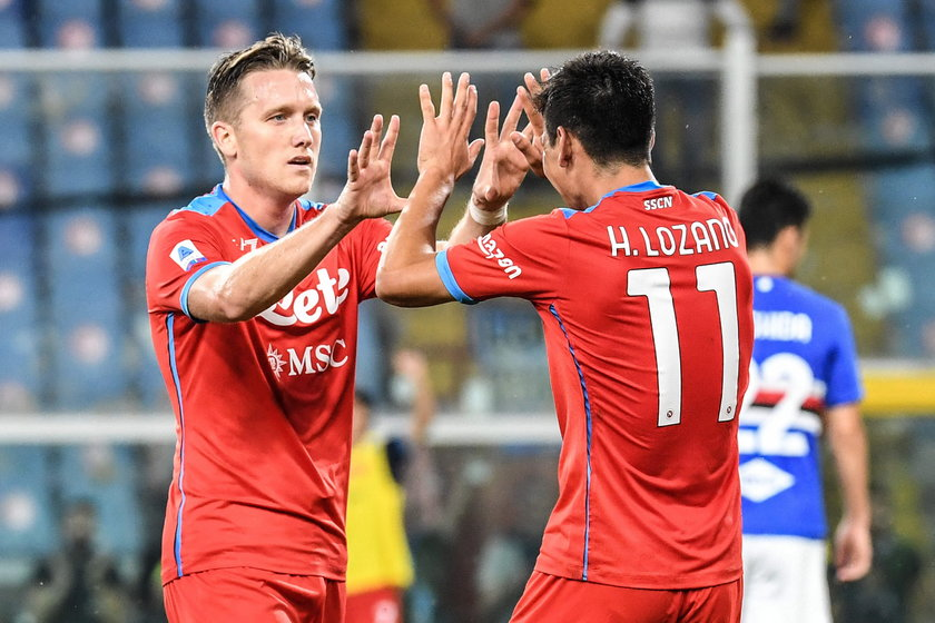 Już w premierowym występie zdobył piękną bramkę w Serie A.