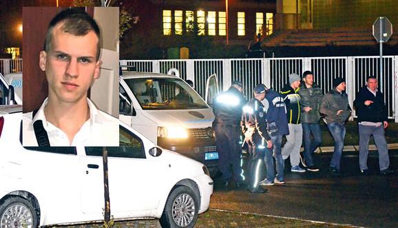 26. novembar 2018., Drago Božović (20), ubijen u sukobu oko tržišta narkotika