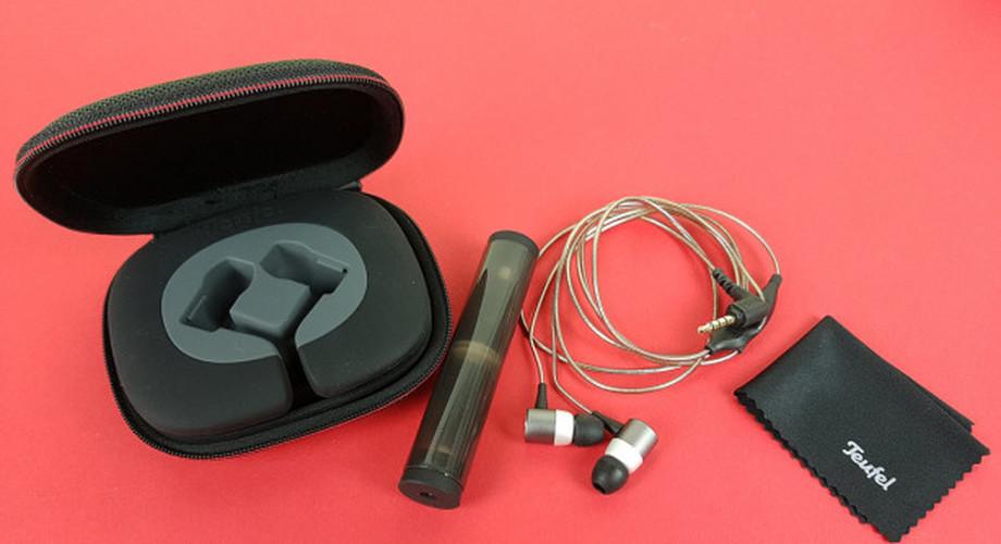 Move Pro: In-Ear-Ohrhörer von Teufel im Test
