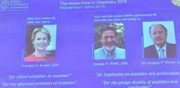 """Przyznano Nobla z chemii. Za """"wykorzystanie sił ewolucji"""""""