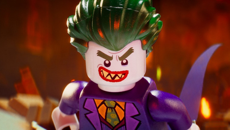"""The Lego Batman Movie"" - kadr z filmu"