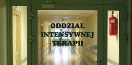 Zgony na OIOM-ie w Szczecinie. Prokuratura zawiadomiła sanepid