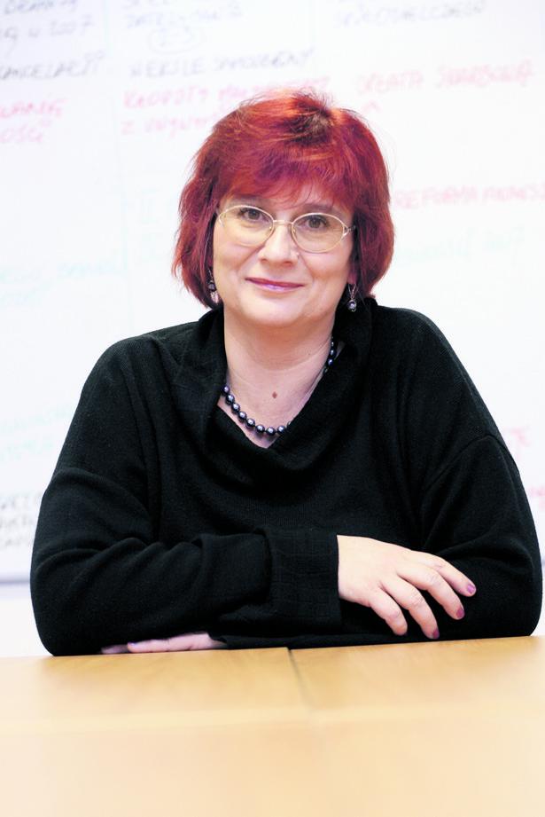 Bożena Wiktorowska, redaktor Gazety Prawnej
