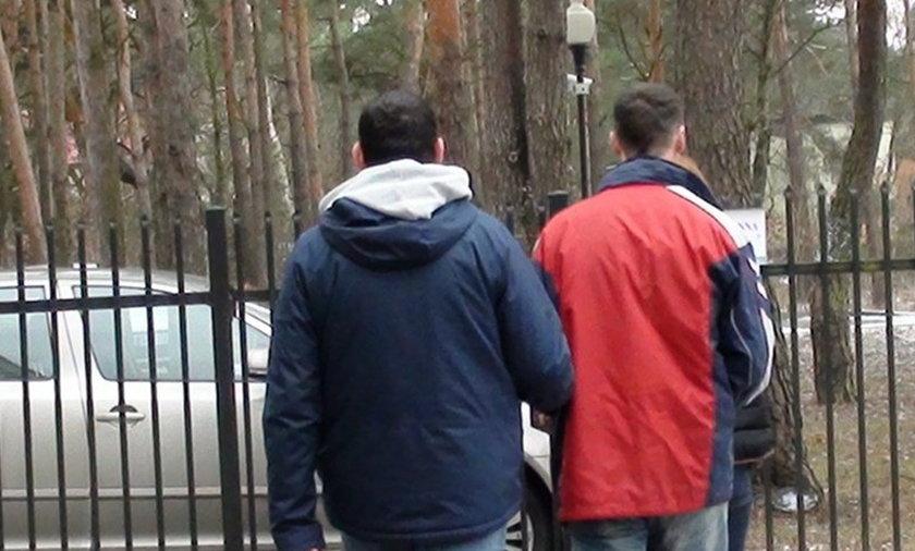 Andrzejowi F. (40 l.) grozi 5 lat więzienia za znęcanie się nad dzieckiem