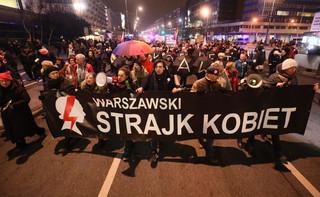 'Bez nas ten kraj się zawali'. Seria protestów kobiet w całej Polsce