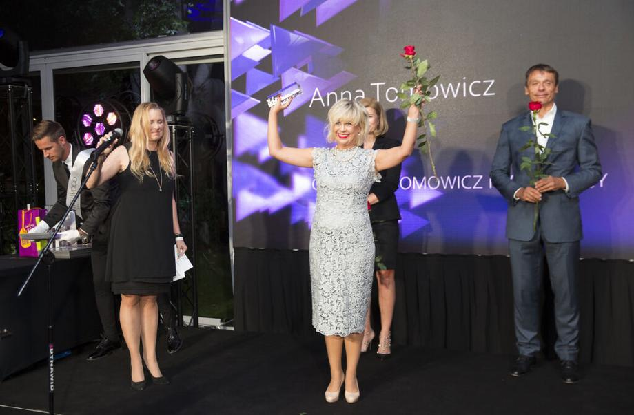 Anna Tomowicz – laureatka Top Woman in Real Estate w kategorii Legal advisory services