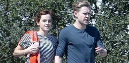 Koniec tajemniczego związku. Watson rozstała się z gwiazdą serialu