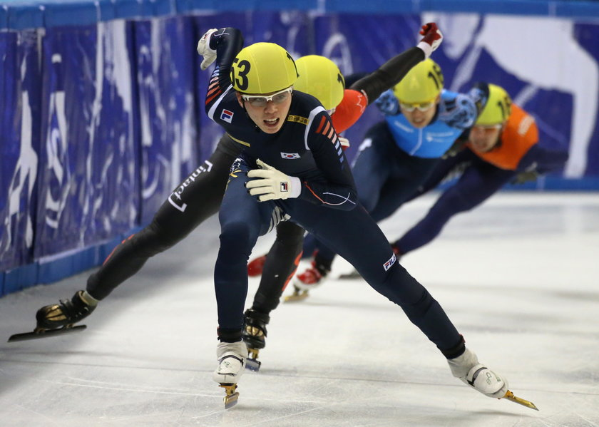 Noh Jin-Kyu nie żyje. To rekordzista i mistrz świata w Short Tracku