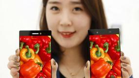 Nowy ekran LG Display z najcieńszą ramką