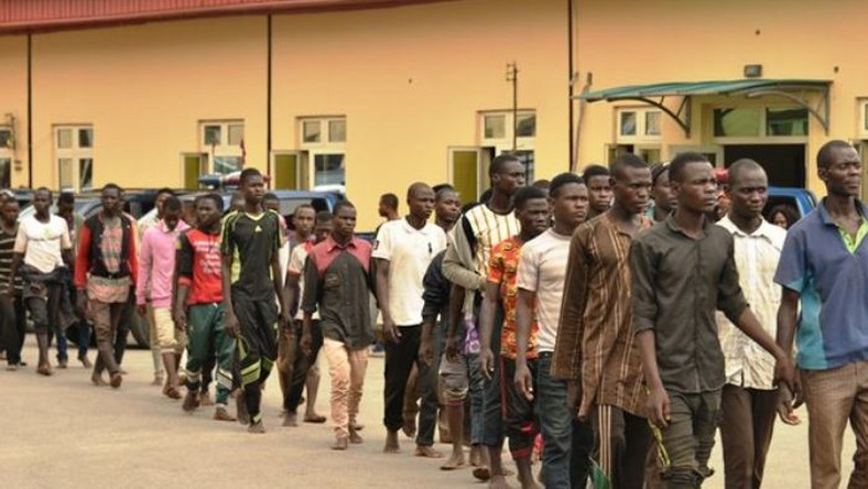 Lagos police release 123 men from Jigawa (TheCable)