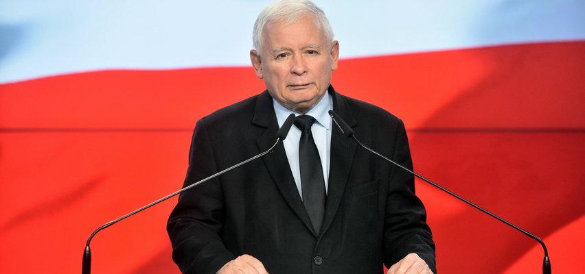 Kaczyński chce miliardów od Niemców. Za obie wojny światowe?