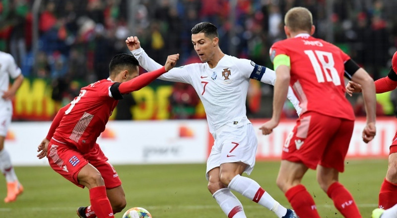 Defending champions Portugal qualify for Euro 2020