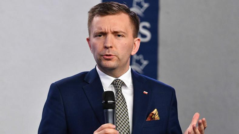Łukasz Schreiber PAP/Radek Pietruszka
