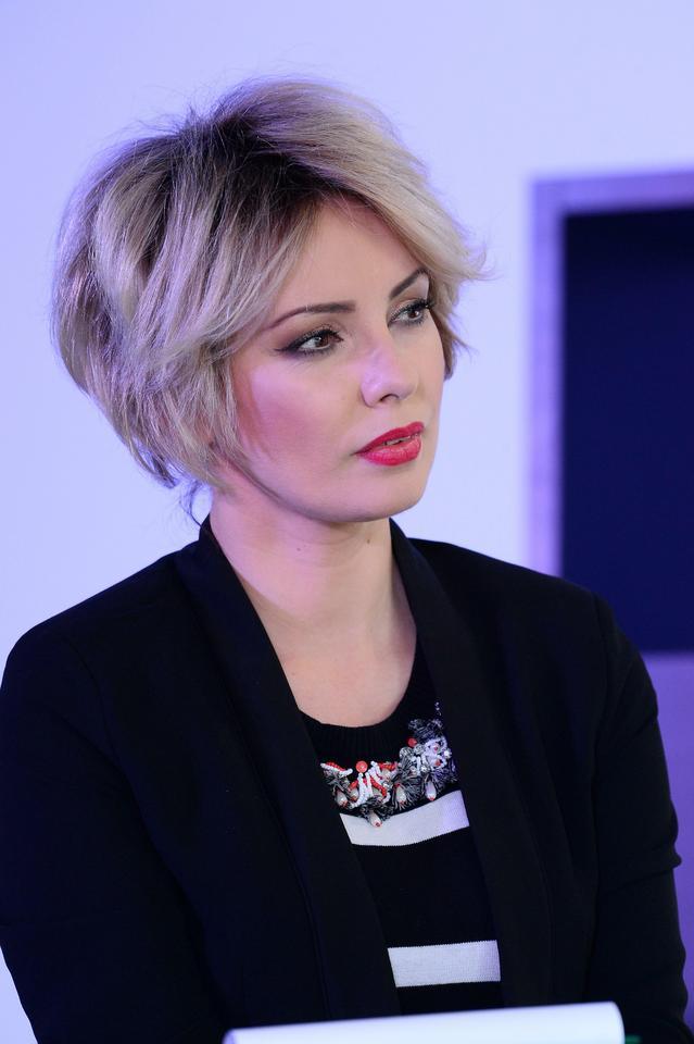 Dorota Gardias I Jej Nowa Fryzura Na Salonach Jak Wygląda Zdjęcia