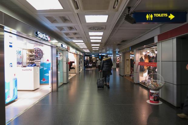 Lotnisko w Mediolanie