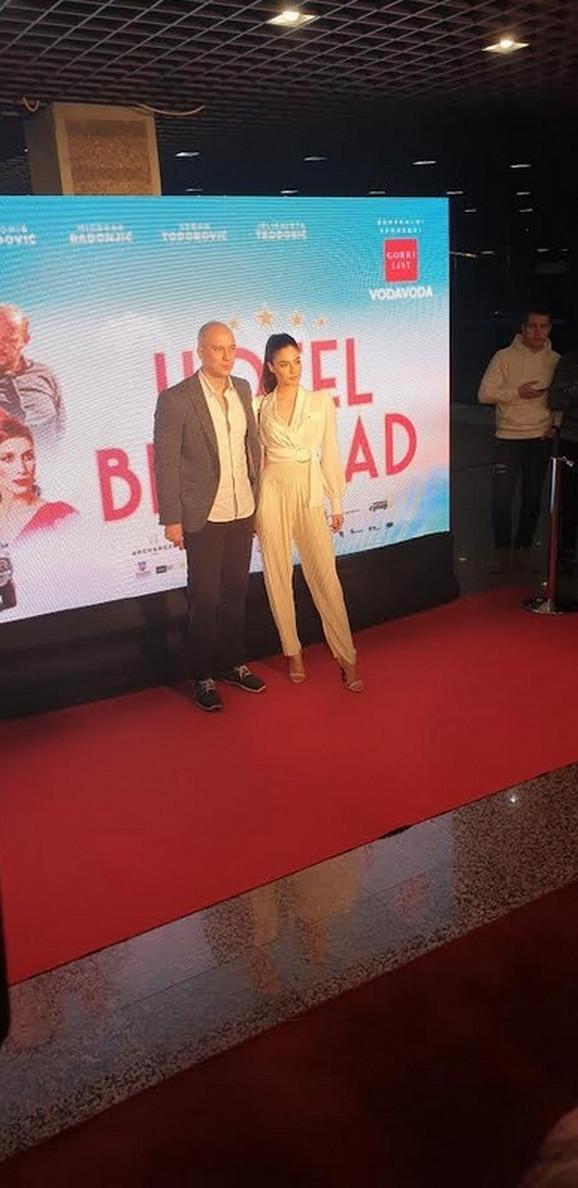 Barbara Tatalović i Miloš Petrović