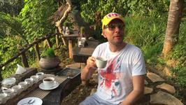 Krzysztof Gojdź: durian śmierdzi jak stare skarpety