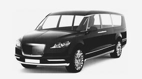 Luksusowy minivan z Rosji