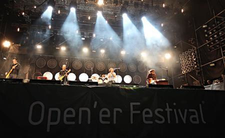 Pearl Jam, Tricky, Groove Armada na otwarcie Open'er Festival 2010