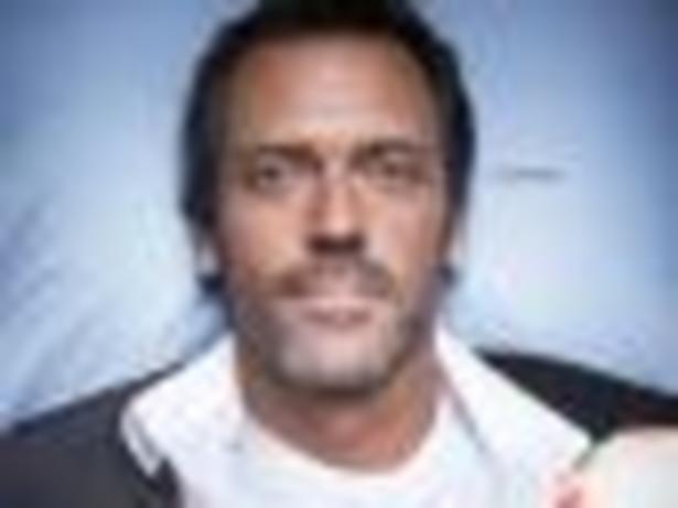 """Miejsce 9. Hugh Laurie (fot. Fox) - 9 milionów dolarów - aktor gra główną postać w serialu """"Dr House"""""""