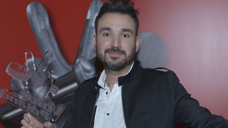 "Mateusz Ziółko w ""The Voice of Poland"""