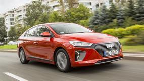 Hyundai Ioniq Plug-in - koreański styl eko | TEST