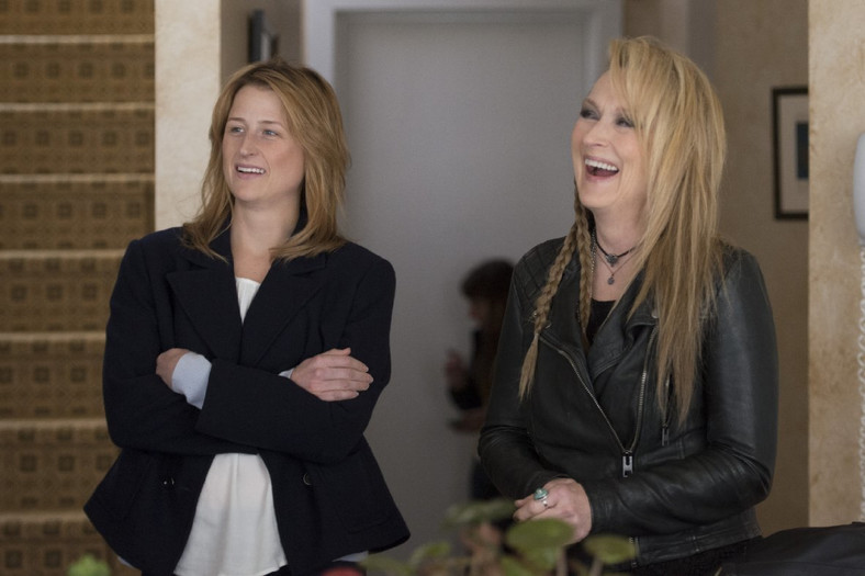 """Meryl Streep i jej córka Mamie Gummer w filmie """"Nigdy nie jest za późno"""""""