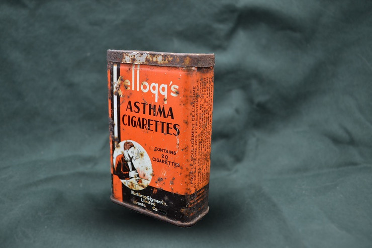 astma cigarete