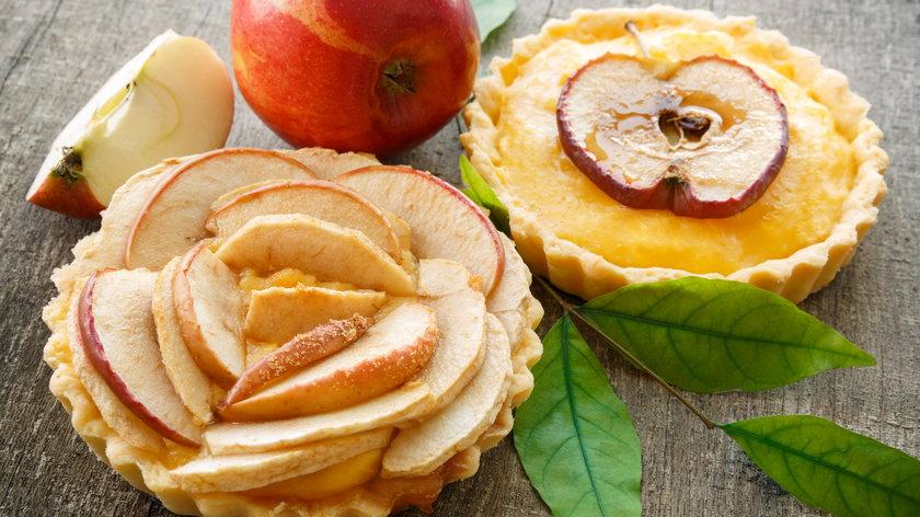 Ciasto z jabłkami na poprawę nastroju. Działają natychmiast!